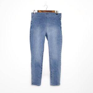 NYDJ Pull On Stretch Skinny Jeans